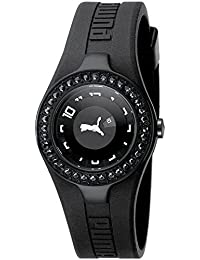 Puma Time Damen-Armbanduhr XS Dynamic Posh Analog Quarz Plastik PU101122005