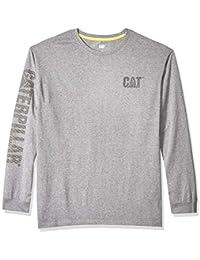 520ae5ca12 Caterpillar Men s Custom Banner Long Sleeve T-Shirt