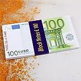 Out Of The Blue Notizblock - 100 Euro Scheine -