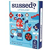 Best Games For Couples - SUSSED Lifeology (Hilarious Family Friendly Conversation Card Game) Review