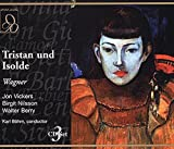 Wagner : Tristan und Isolde. Bohm, Vickers, Berry