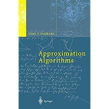 Approximation Algorithms