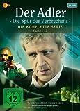 Der Adler - Die Spur des Verbrechens - Die komplette Serie [12 DVDs]