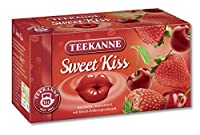 3x Teekanne Sweet Kiss (each box 20 tea bags)