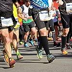 Weekend-Peninsula-2-Paia-di-Calze-a-Compressione-Graduata-per-Uomo-E-Donna-per-Sport-Running-Corsa-Escursioni-Ciclismo-Giri-in-Bici-Sportive-Gravidanza-Viaggi-in-Aereo