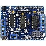 Pixnor L293D Drive Motor Shield per Arduino Duemilanove UNO Mega R3 AVR ATMEL