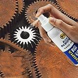 Rust Quick Pulizia Rimuovi Ruggine Inibitore di Ruggine, Nuovo Rust Remover Stain Remover Spray per Riparazione Auto Superficie Ferro Vernice Cromata Rimozione Ruggine Industriale Manutenzione