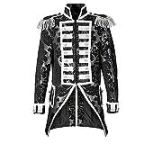 Widmann 59353 - Herren Frack Jacquard Parade kostüm, L