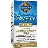 Garden of Life, Ultra O-Zyme, Ultime mélange d'enzymes digestifs, 90 Capsules végétales