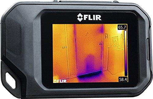 Flir C2- Sistema de imágenes térmicas compactas–Color negro