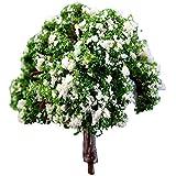 Árbol miniatura Pu Ran para un jardín de hadas, adorno bricolaje, accesorio para casa de muñecas, # 7