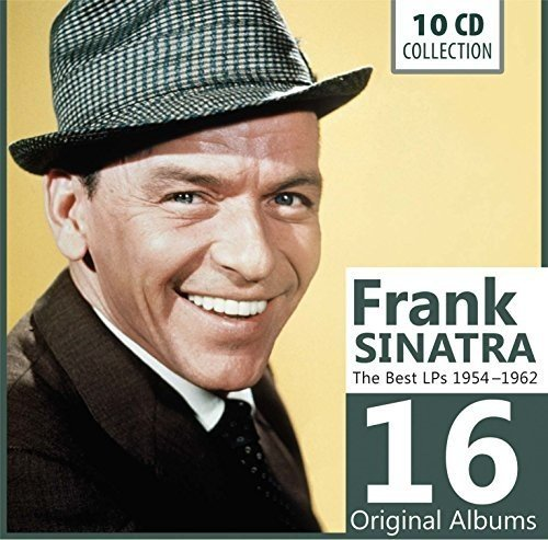 Frank Sinatra 16 Original Albums-the Best Lps 1954-1962 (Swing-sets Teile)