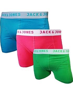 JACK & JONES Herren Boxershorts Jacneon Trunks Noos