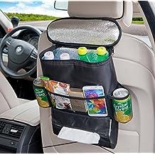 MFEIR® Universal Auto Coche Bolsa de Almacenamiento Organizador Preservación del Calor Accesorios Botella Smartphones Monedas