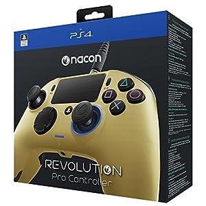 PS4 – NACON Revolution Pro Controller Gold