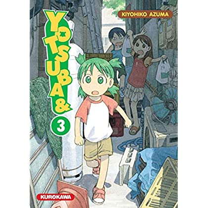 Yotsuba & ! - tome 03 (03)