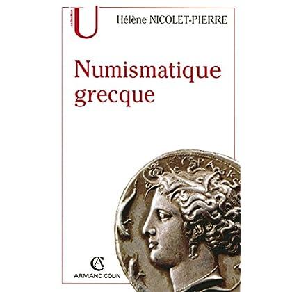 Numismatique grecque