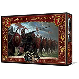 Edge Entertainment - CdHyF: Guardias Lannister - Español (EECMSI21)