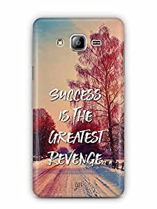 YuBingo Success is the Greatest Revenge Designer Mobile Case Back Cover for Samsung Galaxy On 5