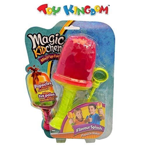 WIND MG0012A1 Magic Kidchen Flavour Splash Popsicle Maker, Mehrfarbig