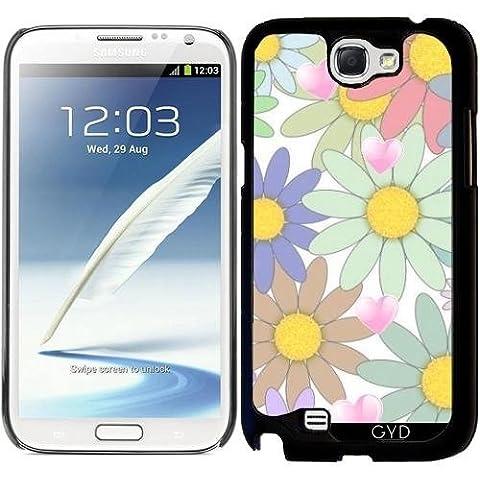 Funda para Samsung Galaxy Note 2 (GT-N7100) - Preciosa Floral by More colors in life