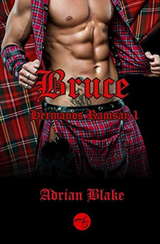 Bruce (Hermanos Ramsay) por Adrian Blake