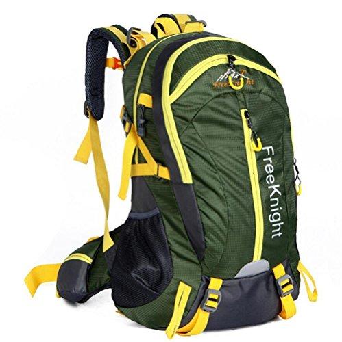 Breath 40L Schulter-Rucksack Outdoor-Reisen Wandern Berg Unisex Klettern Taschen Rucksack 4
