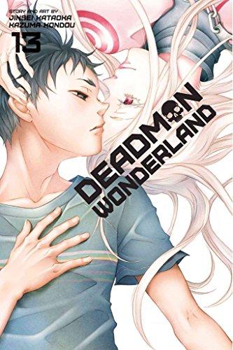 [Deadman Wonderland: 13] (By (artist) Jinsei Kadokawa , By (author) Jinsei Kataoka , Illustrated by Kazuma Kondou) [published: March, 2016]