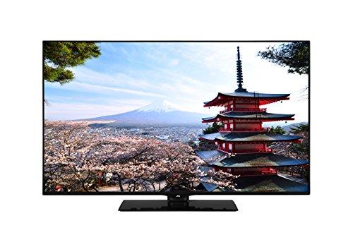 JVC LT-50VU600 127 cm (50 Zoll) Fernseher (Ultra HD, Triple Tuner, DVB-T2 H.265/HEVC, Smart TV, Netflix) Schwarz Jvc Dolby Digital-tv