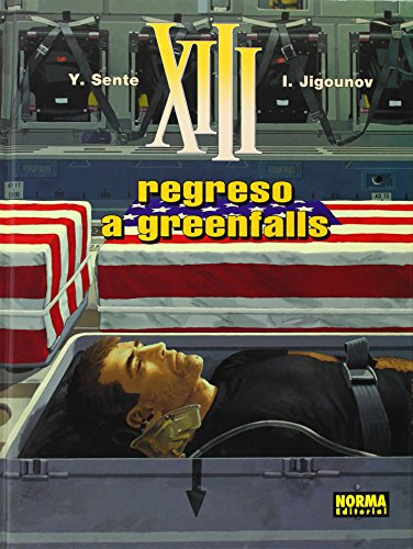 XIII 22. Regreso a Greenfalls.