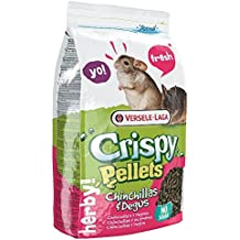 VERSELE Crispy Pellets Cincillà, Degu 1kg