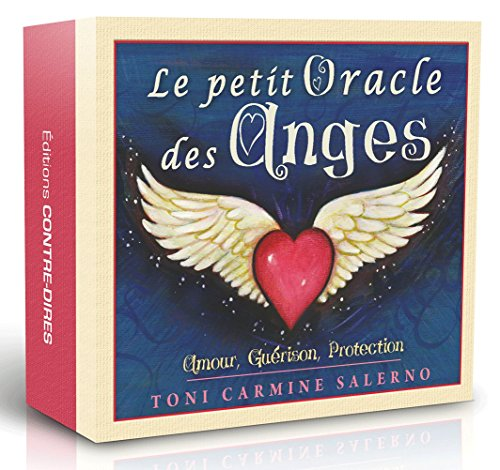 Le petit oracle des anges : Amour, Guérison, Protection par Toni Carmine Salerno