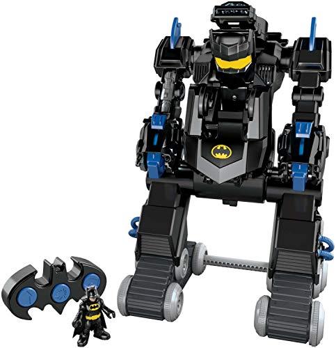 Zoom IMG-2 mattel imaginext batman bat bot