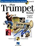 PLAY TRUMPET TODAY! LEVEL 2 TPT BOOK/CD (Play Today Level 2)