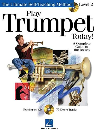 Play trumpet today! level 2 trompette+CD (Play Today Level 2)