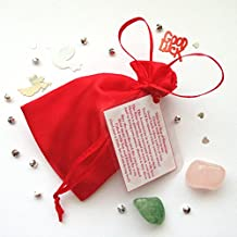 A BAG OF BLESSINGS TO WISH YOU GOOD LUCK AT UNI gift / card