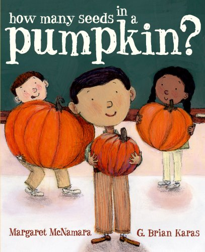 How Many Seeds in a Pumpkin? (Mr. Tiffin's Classroom)