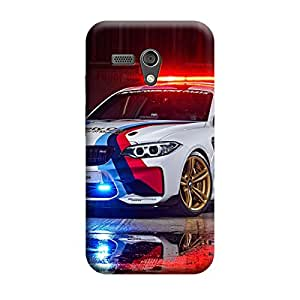 iCover Premium Printed Mobile Back Case Cover With Full protection For Moto G (Designer Case)