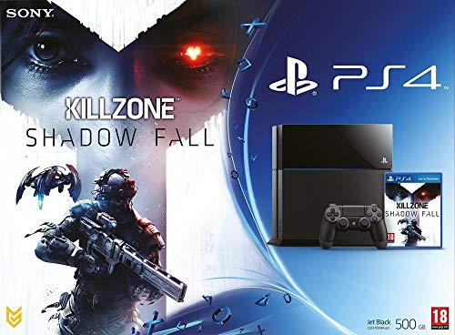Console PS4 500 Go Noire + Killzone : Shadow Fall|Playstation 4 500go Black + Killzone : Shadow Fall