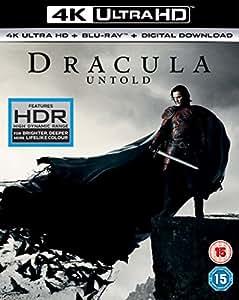 Dracula Untold (4K UHD + BluRay + UV) [Blu-ray] [2017]