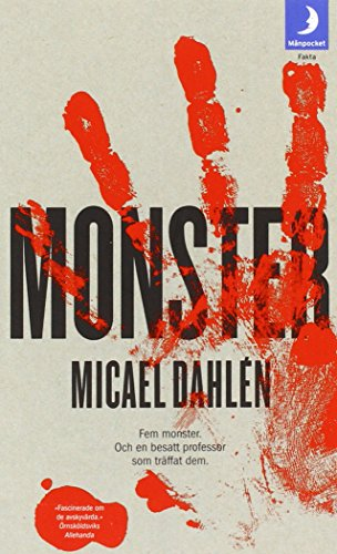 Descargar Libro Monster de Micael Dahlén