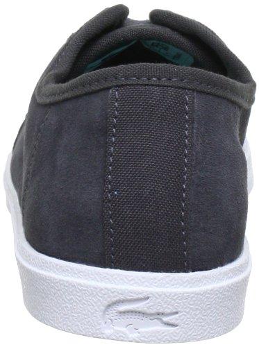 Lacoste Polidor JAW SPW, Sneaker donna grigio (Gris - Grau (Dunkelgrau))