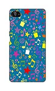 ZAPCASE Printed Back Cover for Lenovo Zuk Z2 / Lenovo Zuk Z2 Plus