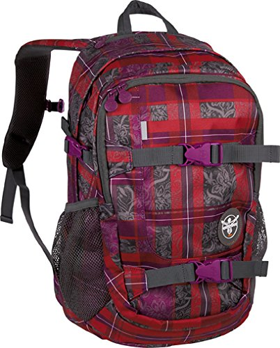 Chiemsee  Rucksack SCHOOL, CHECKY BARBERR, 5090021