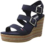 Tommy Hilfiger Women's L1385una 3b Wedge Heels Sandals