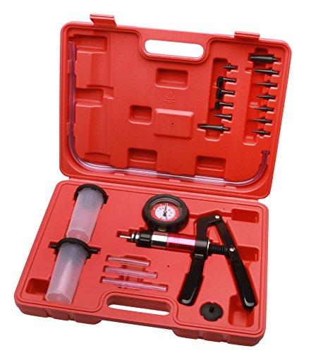 Bremsen Absauge Vakuum Druck Prüf und Reparatur Set