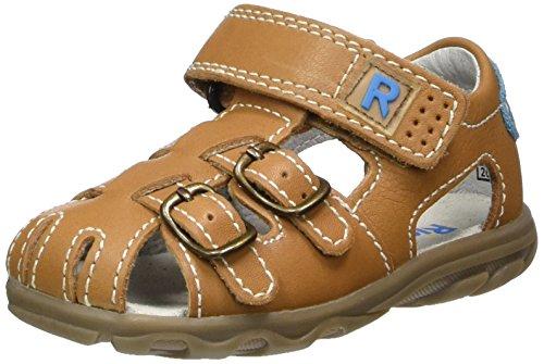 Richter Kinderschuhe Terrino, Chaussures Marche Bébé Garçon Braun (wood/caribic)