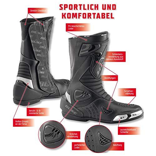 Büse Sport Stiefel, Schwarz, 43 - 3