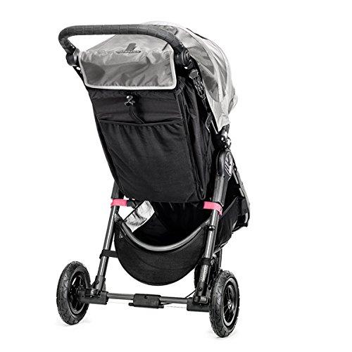 Baby Jogger City Mini GT Stroller – Single, Steel Grey