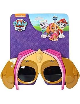Paw Patrol–Gafas de sol rosa máscara Skye